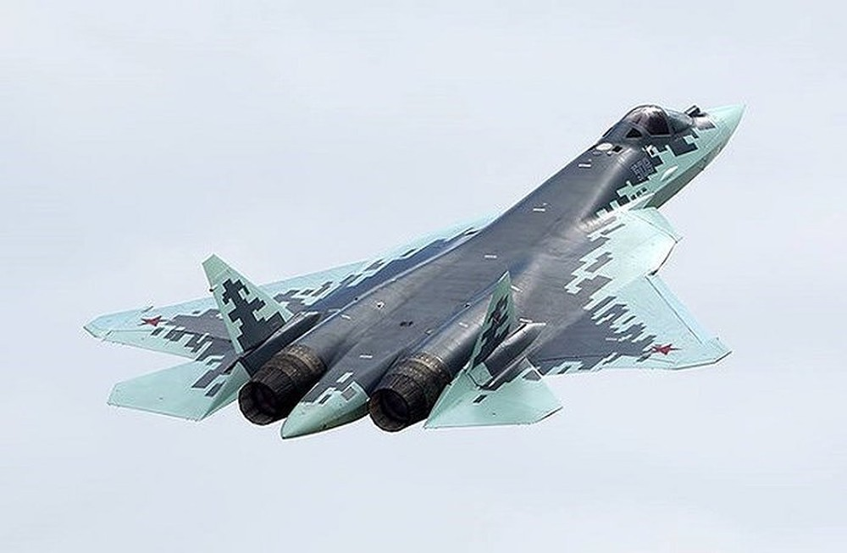 Tu hao vi tiem kich Su-57, Nga sap don chiec dau tien vao bien che-Hinh-14