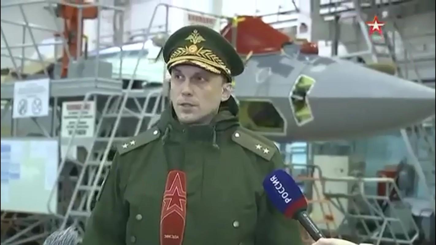 Tu hao vi tiem kich Su-57, Nga sap don chiec dau tien vao bien che-Hinh-2