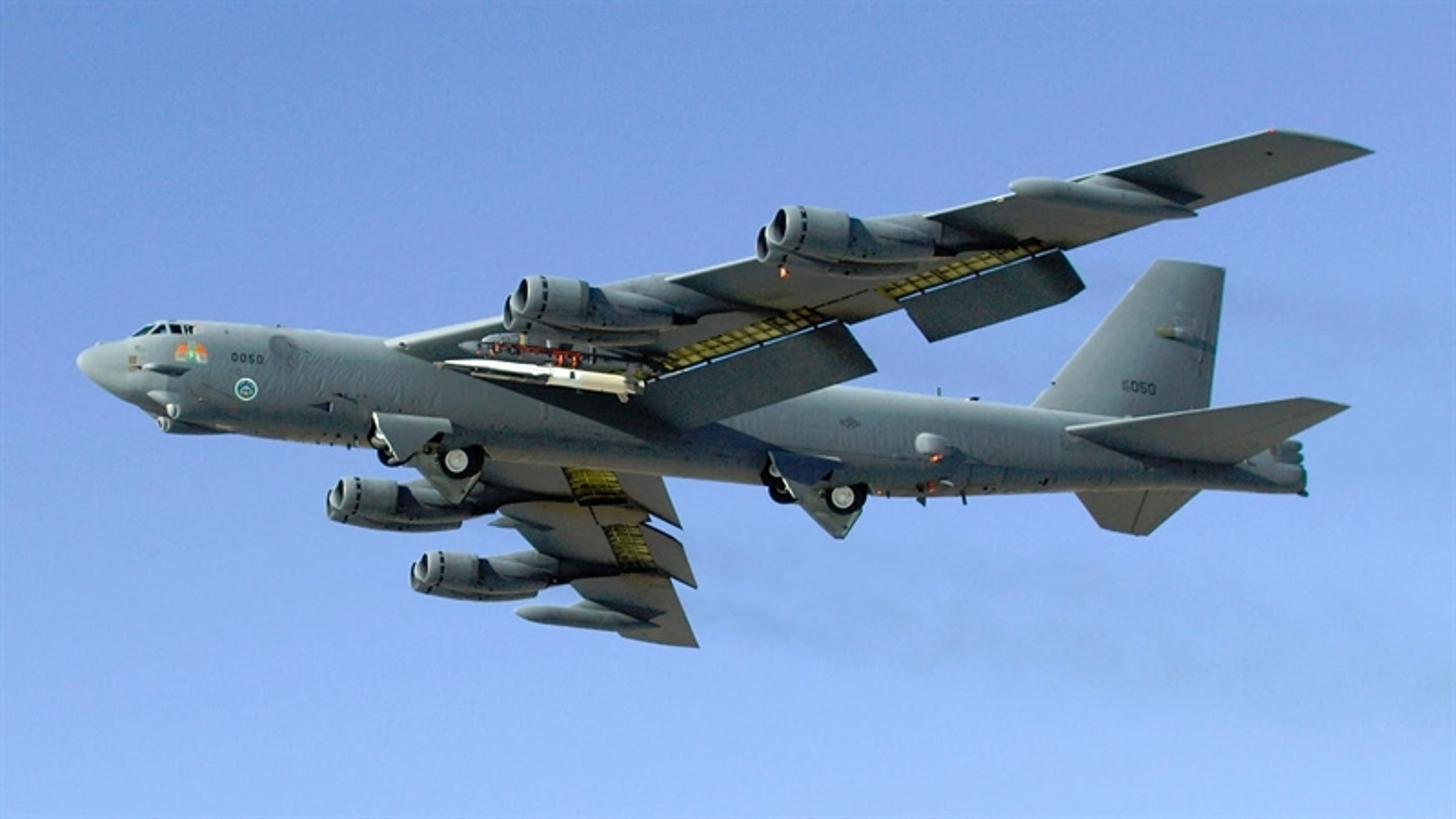 So thua kem Nga, My lap cho B-52H ten lua mang dau dan hat nhan moi