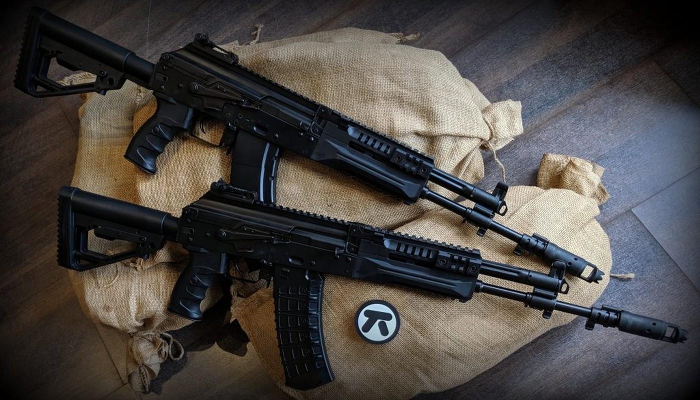 Sung AK-12 cua Nga