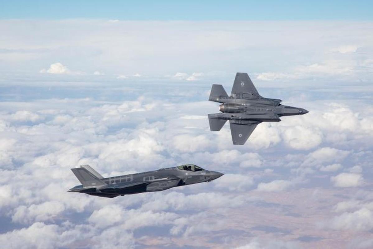 F-35I Israel