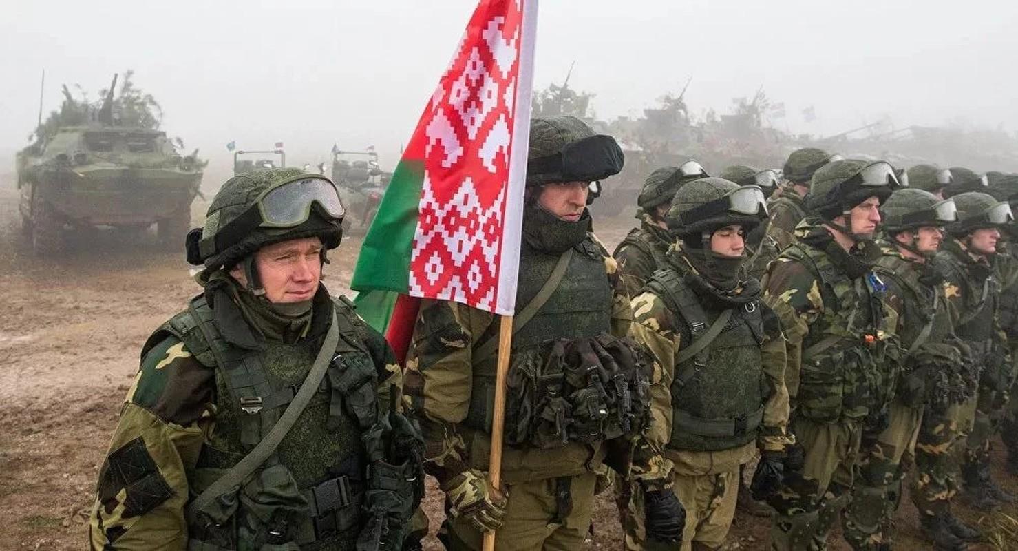 Chan dong: Tuyen bo tap tran voi NATO, tong tham muu truong quan doi Belarus bi cach chuc-Hinh-11