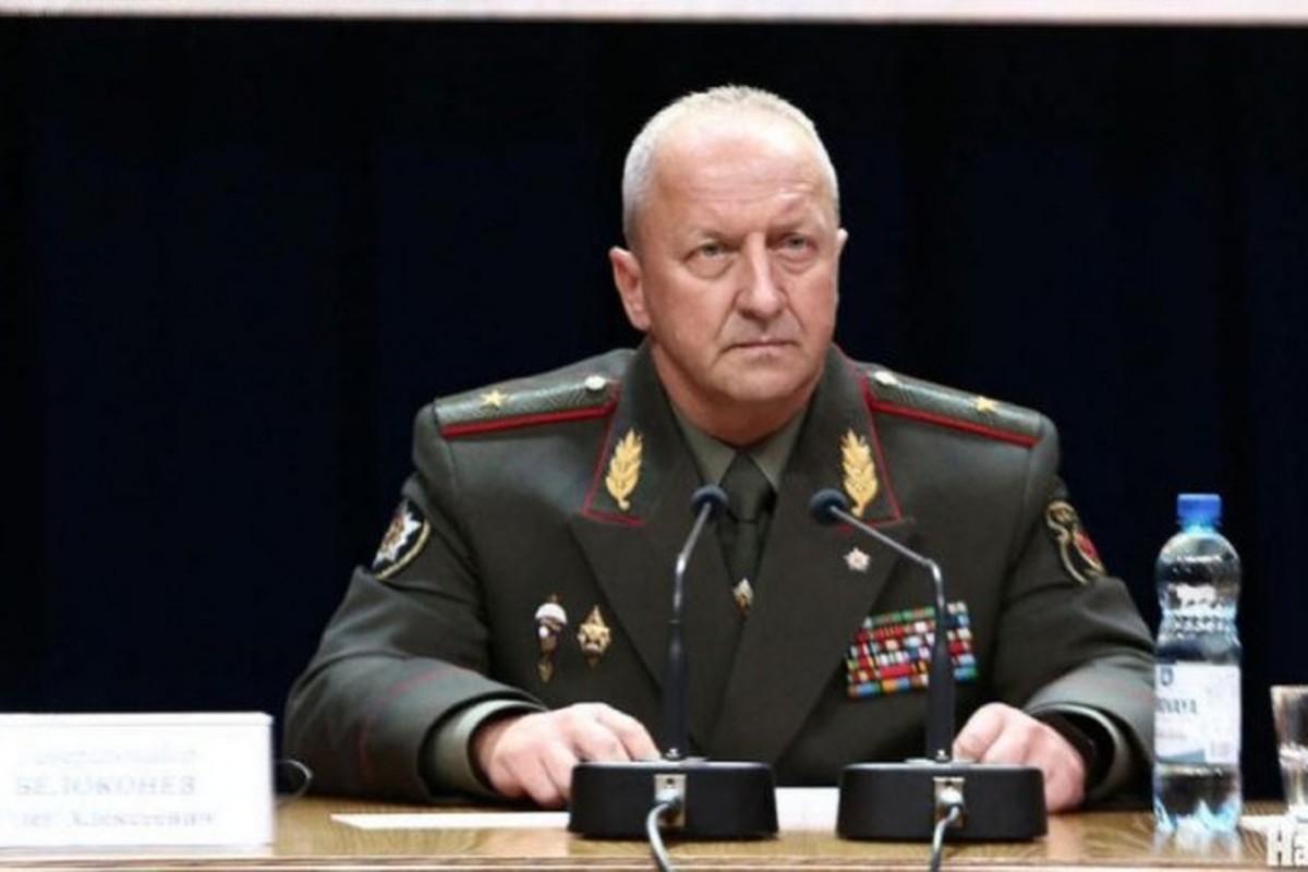 Chan dong: Tuyen bo tap tran voi NATO, tong tham muu truong quan doi Belarus bi cach chuc
