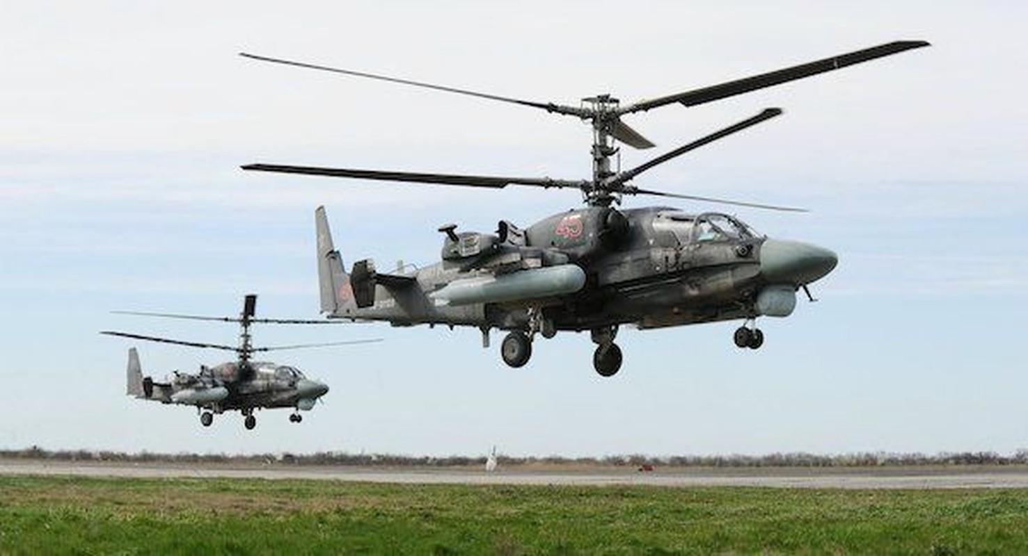 Truc thang Ka-52 Alligator Nga duoi danh may bay My tren bau troi Syria?-Hinh-12