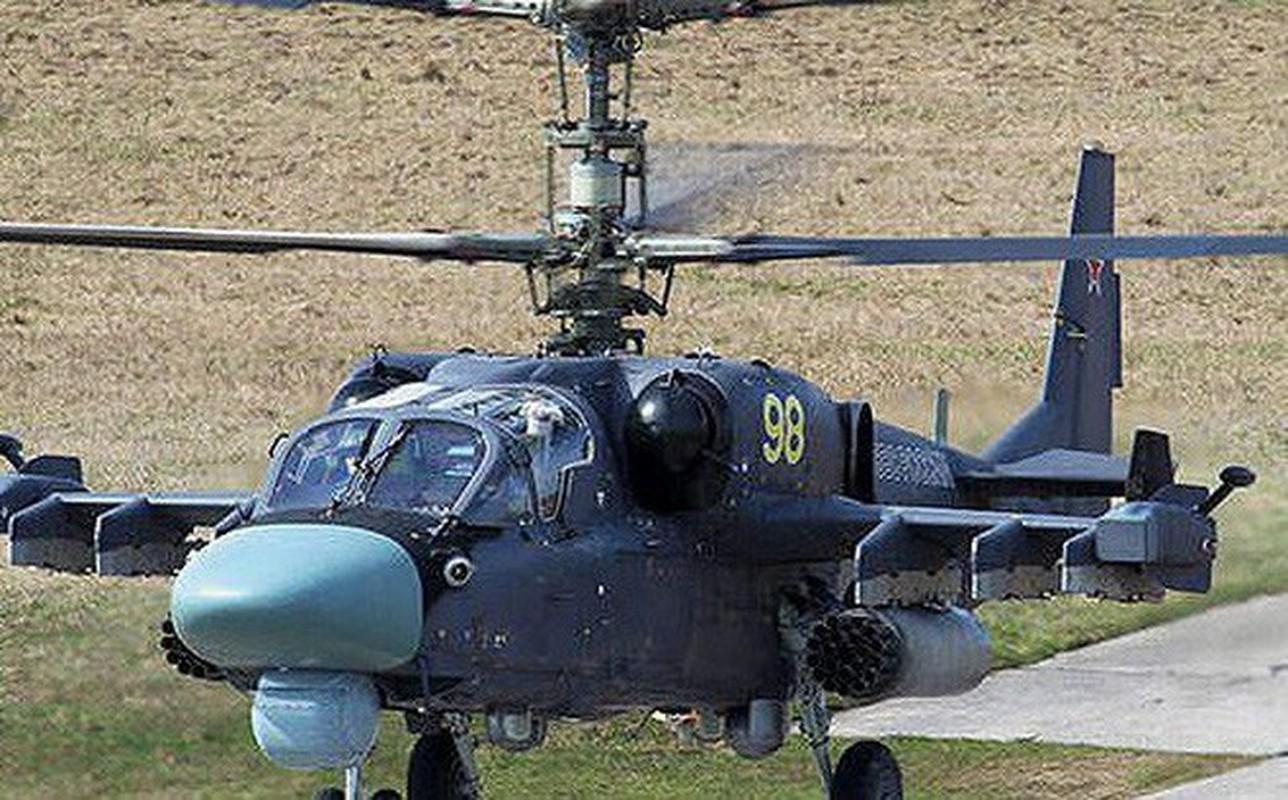 Truc thang Ka-52 Alligator Nga duoi danh may bay My tren bau troi Syria?-Hinh-13