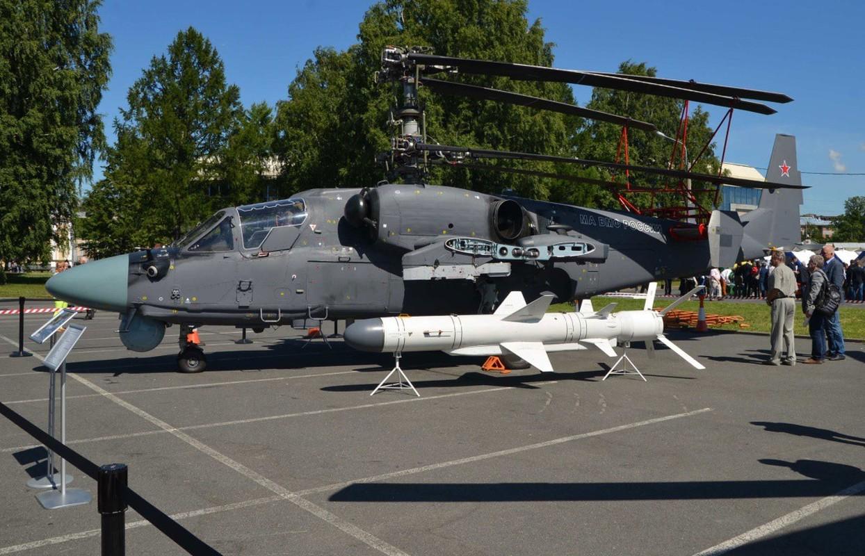 Truc thang Ka-52 Alligator Nga duoi danh may bay My tren bau troi Syria?-Hinh-14