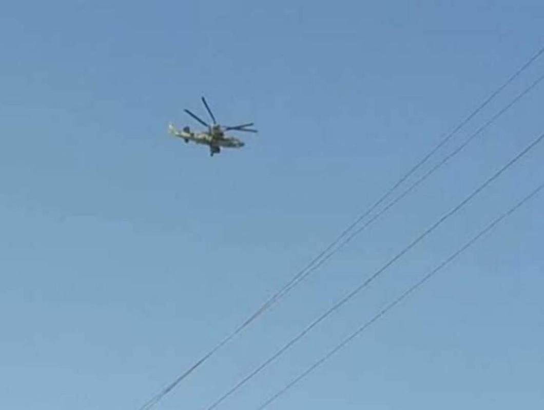 Truc thang Ka-52 Alligator Nga duoi danh may bay My tren bau troi Syria?-Hinh-2