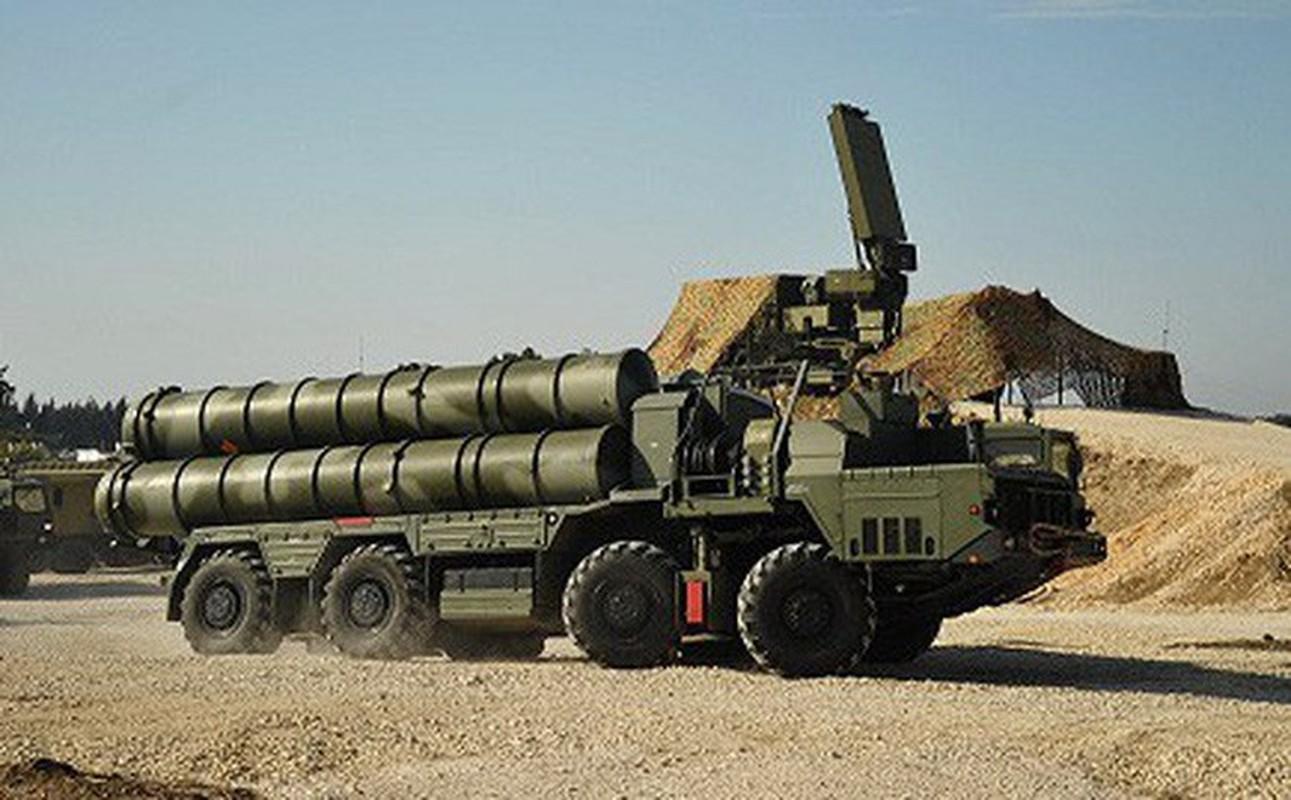 Bi S-400 o Syria khoa chat, may bay Eurofighter Typhoon NATO cong duoi bo chay?-Hinh-12