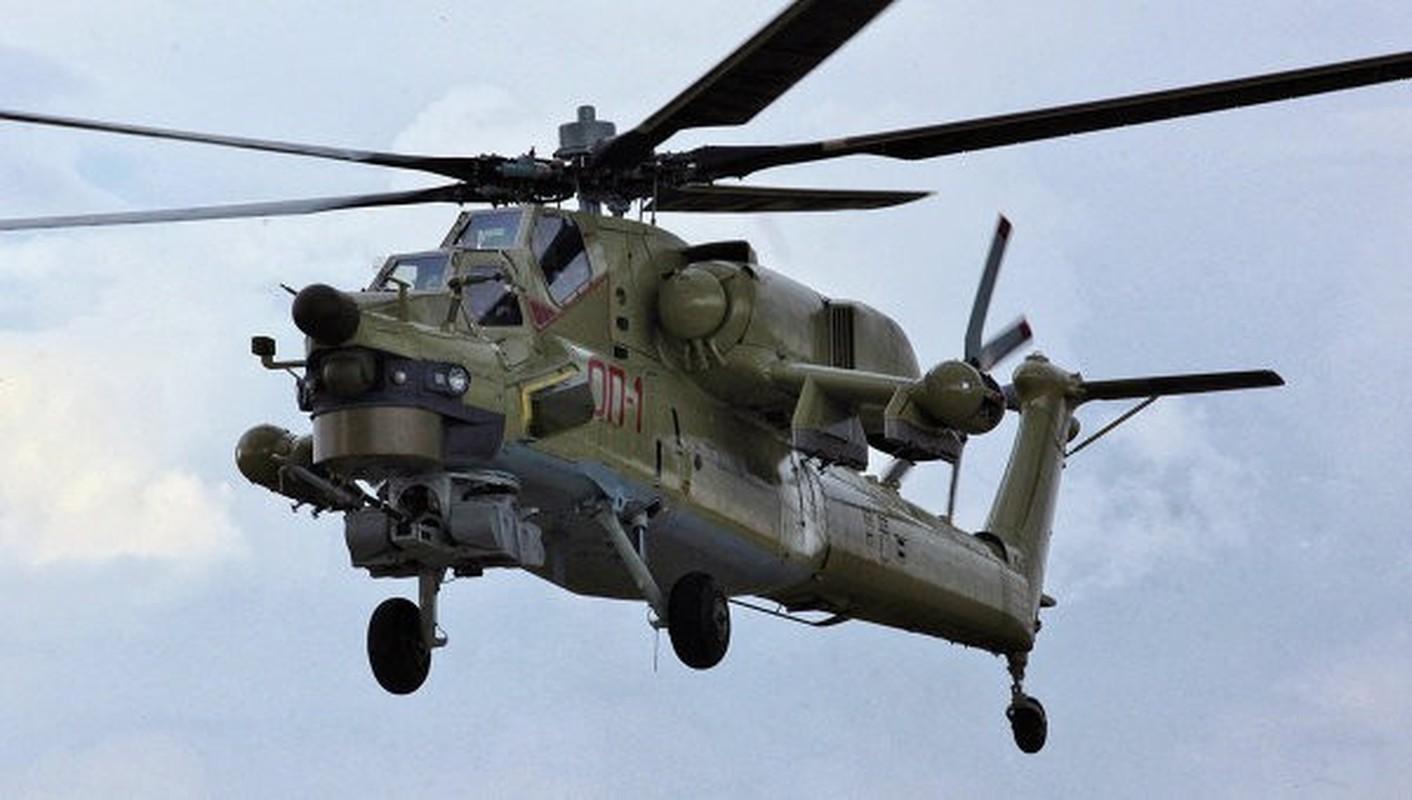 Truc thang Mi-28UB Nga gap nan: Vuong day dien cao the, roi up nguoc tan tanh-Hinh-11