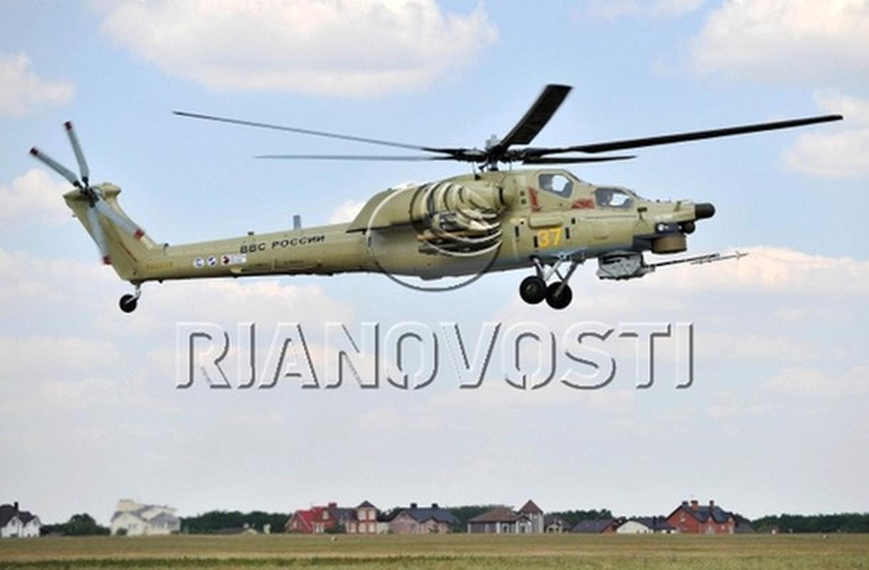 Truc thang Mi-28UB Nga gap nan: Vuong day dien cao the, roi up nguoc tan tanh-Hinh-4