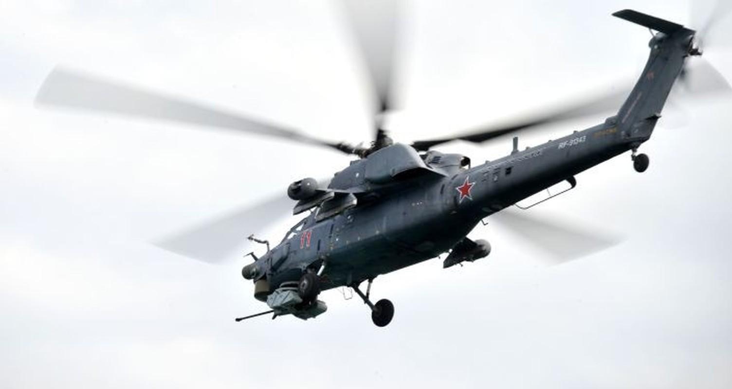 Truc thang Mi-28UB Nga gap nan: Vuong day dien cao the, roi up nguoc tan tanh-Hinh-7