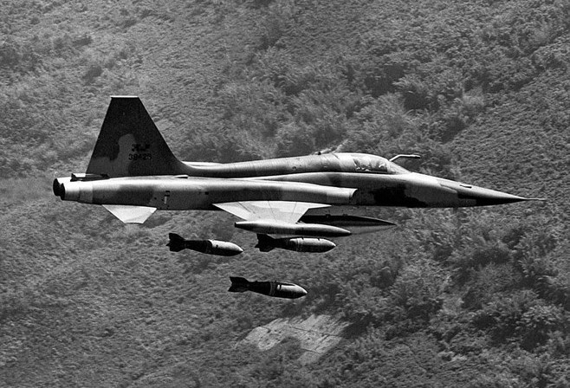 Mua lai tiem kich F-5E cu rich, My co toan tinh gi khien Nga, Trung lo ngai?-Hinh-6