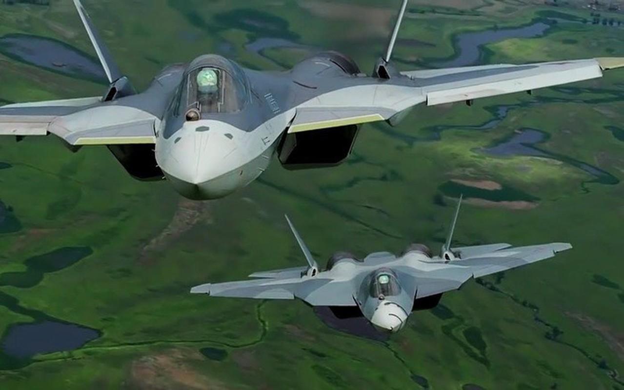 Khong quan Nga se dua tiem kich Su-57 tro lai chien truong Syria-Hinh-11