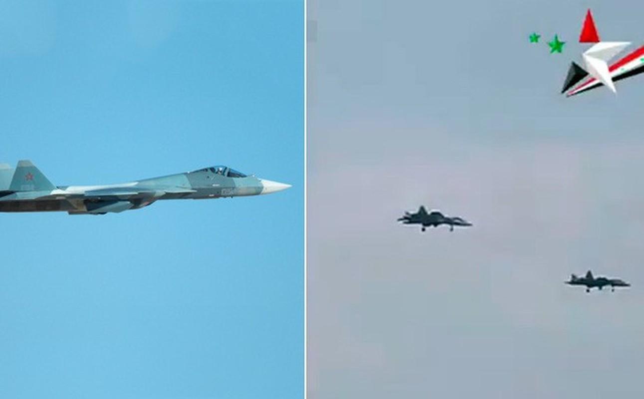Khong quan Nga se dua tiem kich Su-57 tro lai chien truong Syria-Hinh-2