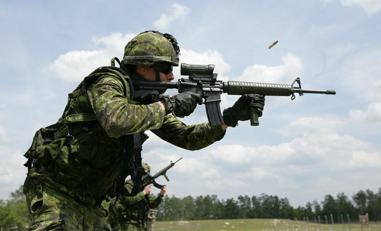 NATO tang cuong tap tran, tuong linh Nga nhu