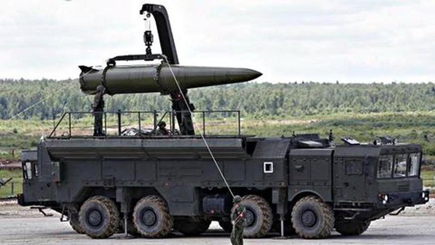 Dap tra NATO, Nga nang tam ban ten lua
