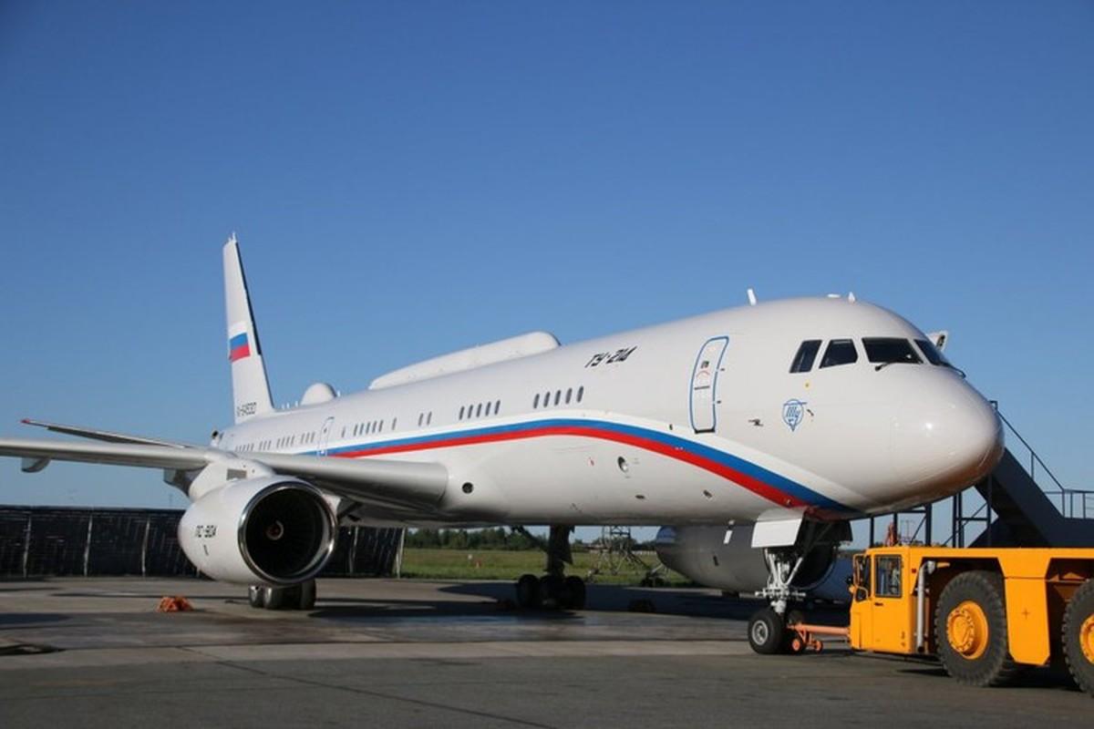 May bay tac chien la hoac cua Nga Tu-214PU-SBUS bat ngo xuat hien o Syria?-Hinh-12
