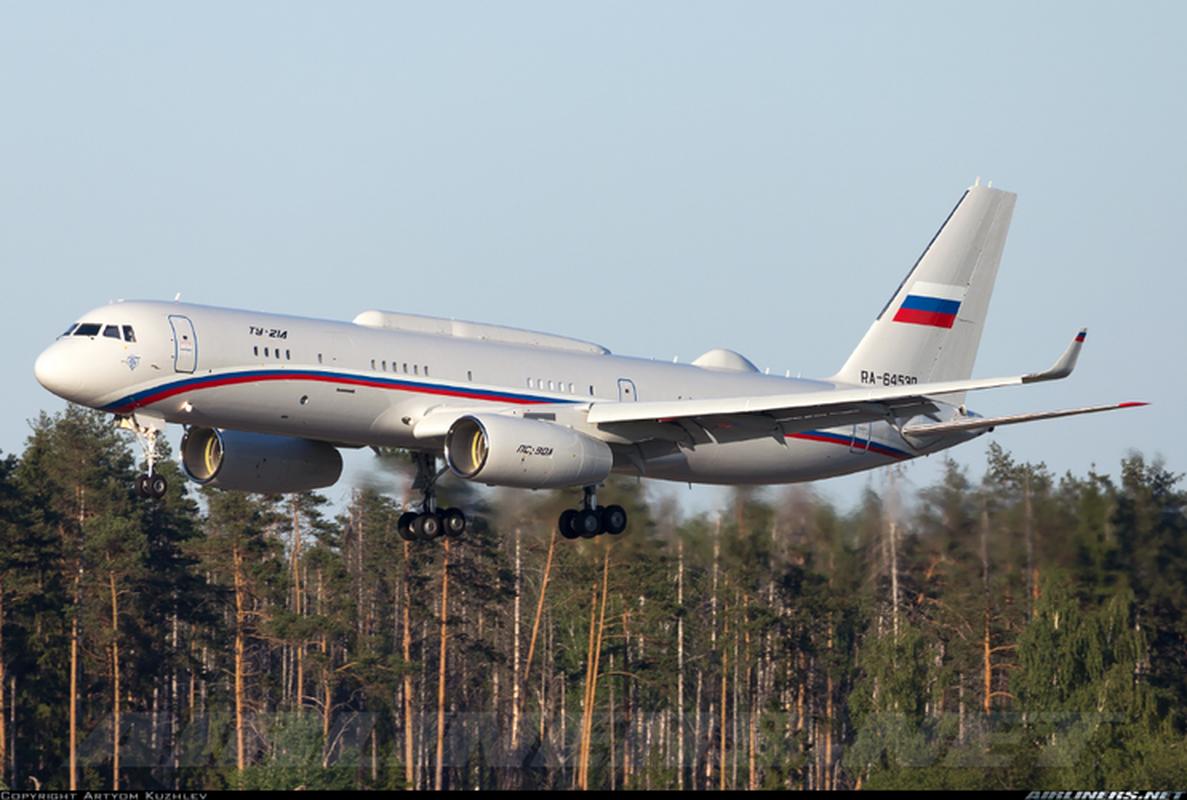 May bay tac chien la hoac cua Nga Tu-214PU-SBUS bat ngo xuat hien o Syria?-Hinh-2