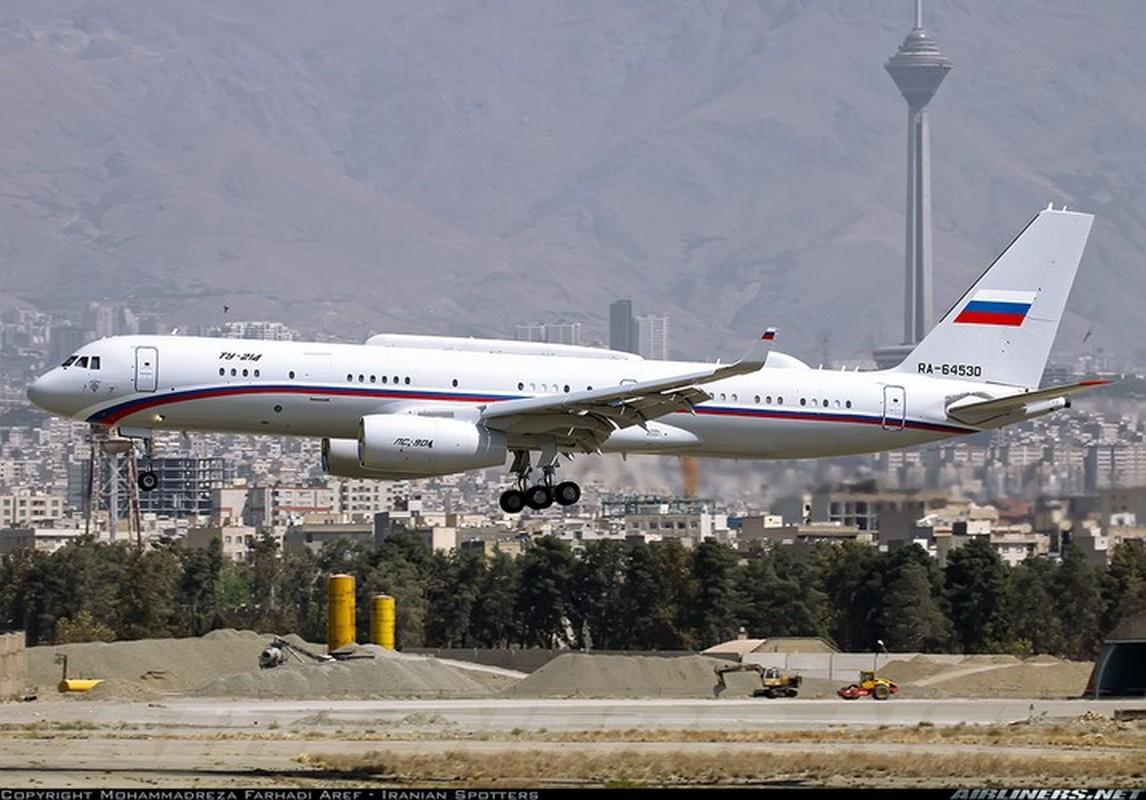 May bay tac chien la hoac cua Nga Tu-214PU-SBUS bat ngo xuat hien o Syria?-Hinh-7