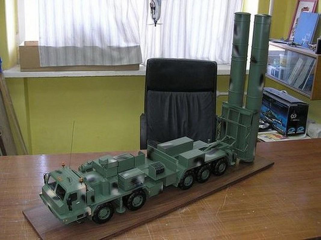 Trung Quoc gay soc khi tuyen bo S-500 toi tan cua Nga