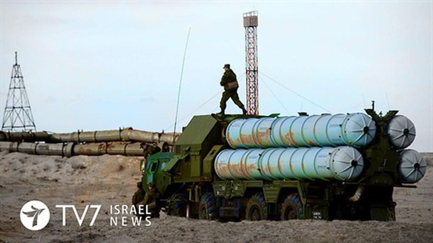 S-300 Syria ban ha tiem kich Israel: Nhieu chi tiet dang ngo!-Hinh-9