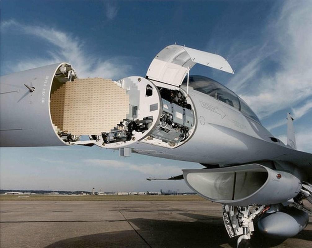 Tiem kich F-16V duoc dap them