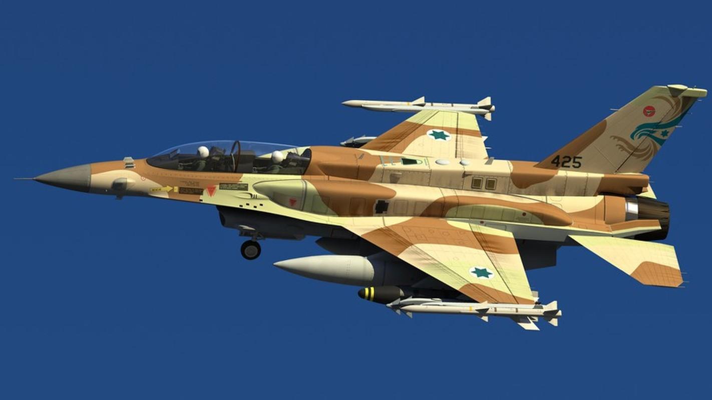 Bi S-300PM Syria de doa, tiem kich F-16 Israel bo chay thuc mang?-Hinh-14