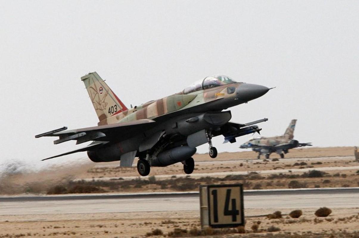 Bi S-300PM Syria de doa, tiem kich F-16 Israel bo chay thuc mang?-Hinh-5