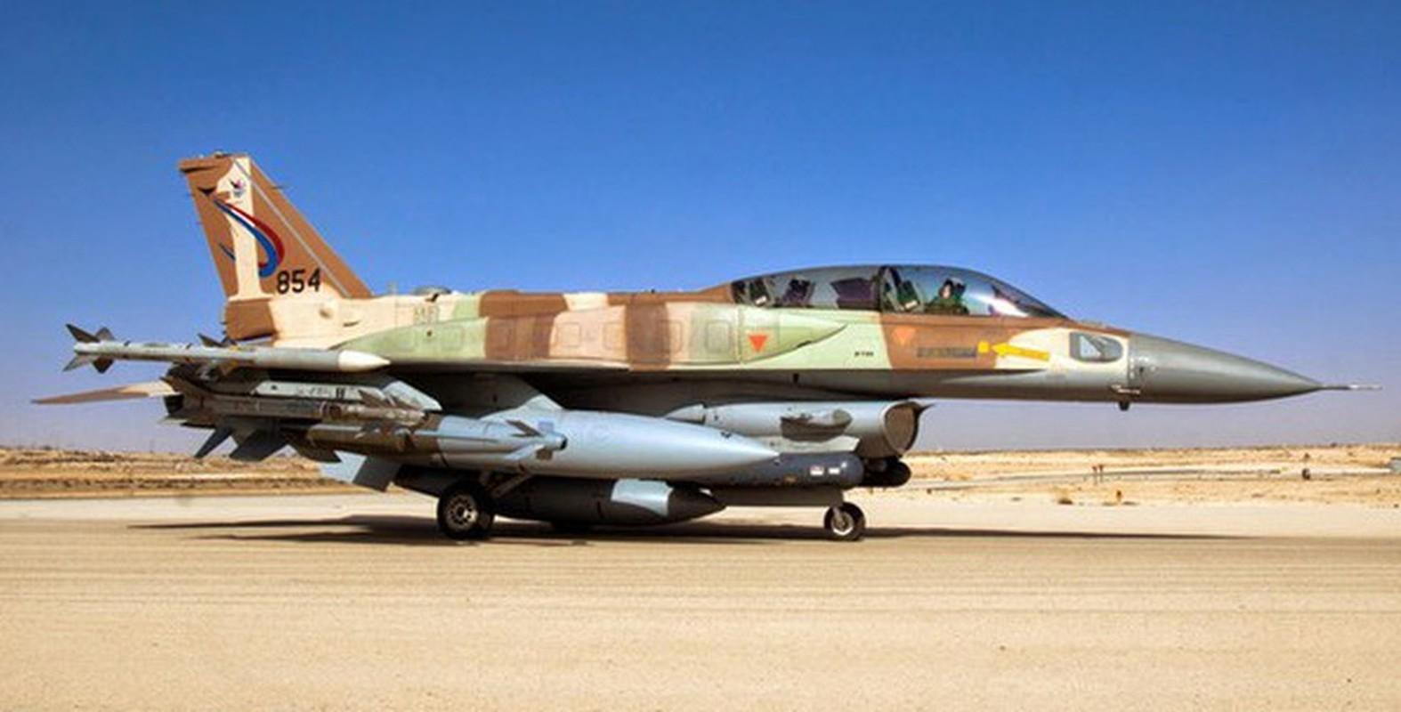 Bi S-300PM Syria de doa, tiem kich F-16 Israel bo chay thuc mang?-Hinh-6