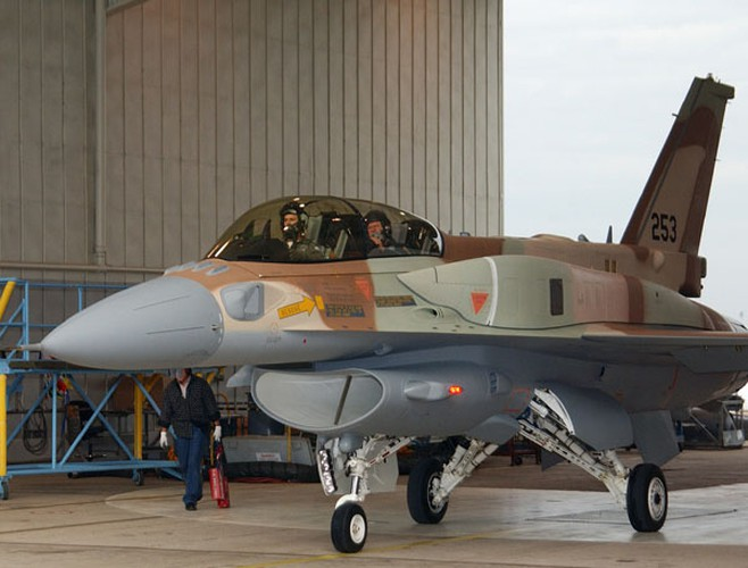 Bi S-300PM Syria de doa, tiem kich F-16 Israel bo chay thuc mang?-Hinh-8