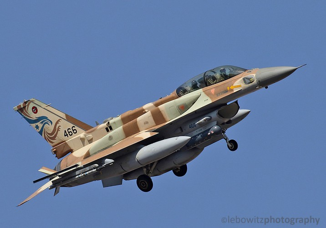Bi S-300PM Syria de doa, tiem kich F-16 Israel bo chay thuc mang?
