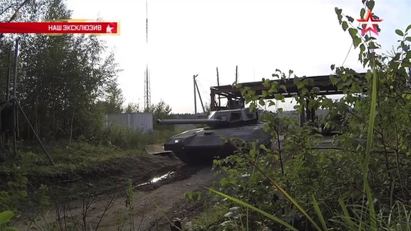 Nga bat luc trong ke hoach lap nha ve sinh tren... xe tang T-14 Armata-Hinh-7