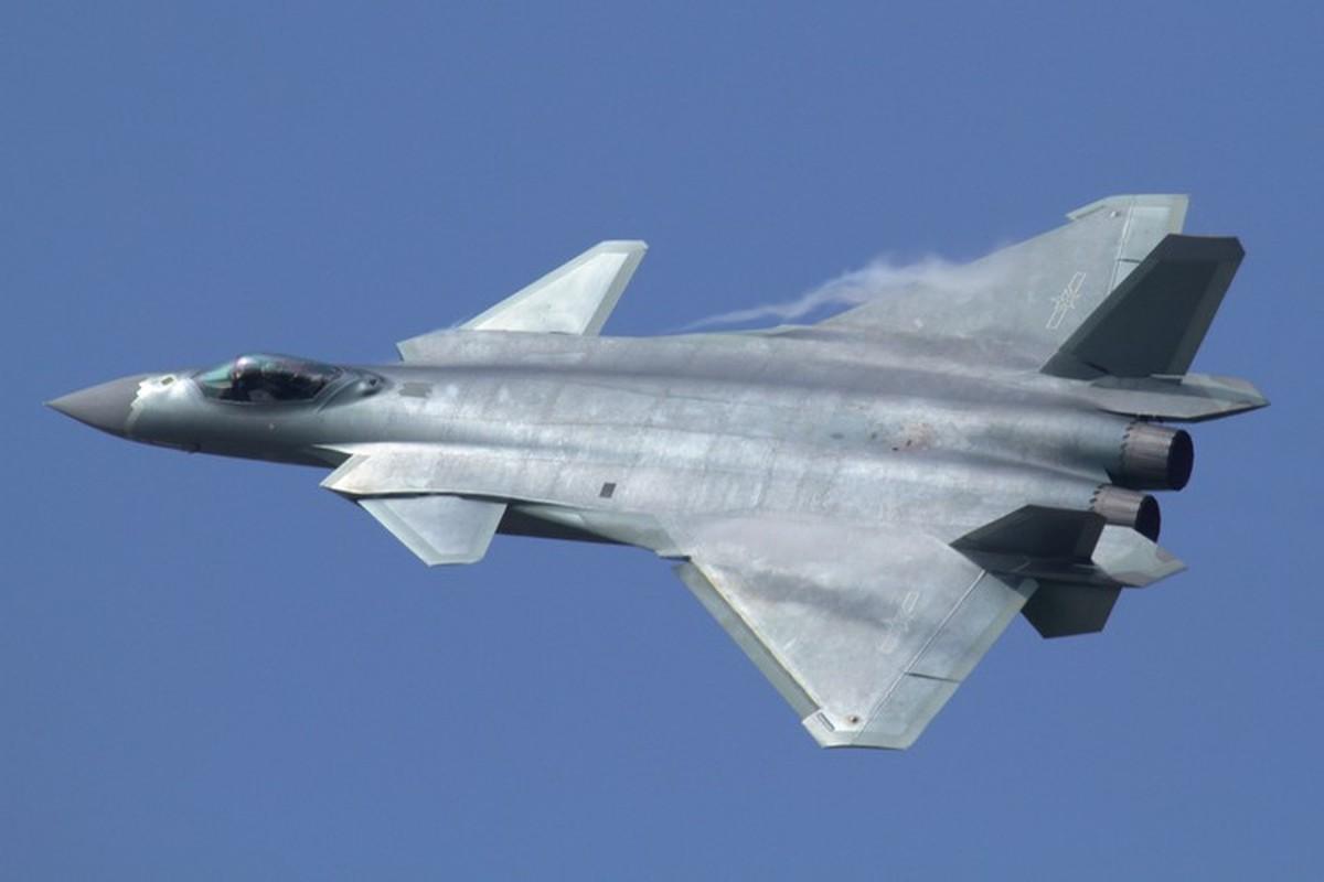 J-20 Trung Quoc la