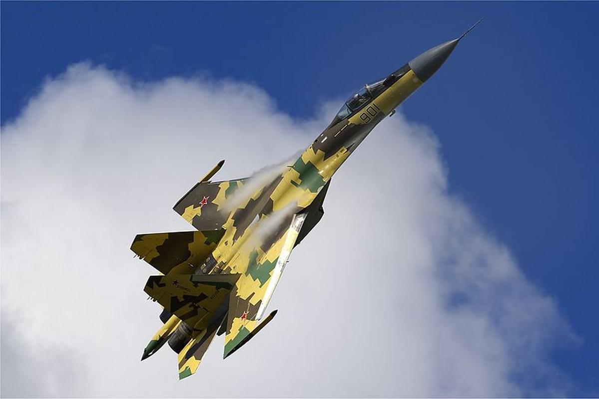 Phan tich vu khi: Vi sao tiem kich Su-35 Nga xung dang la