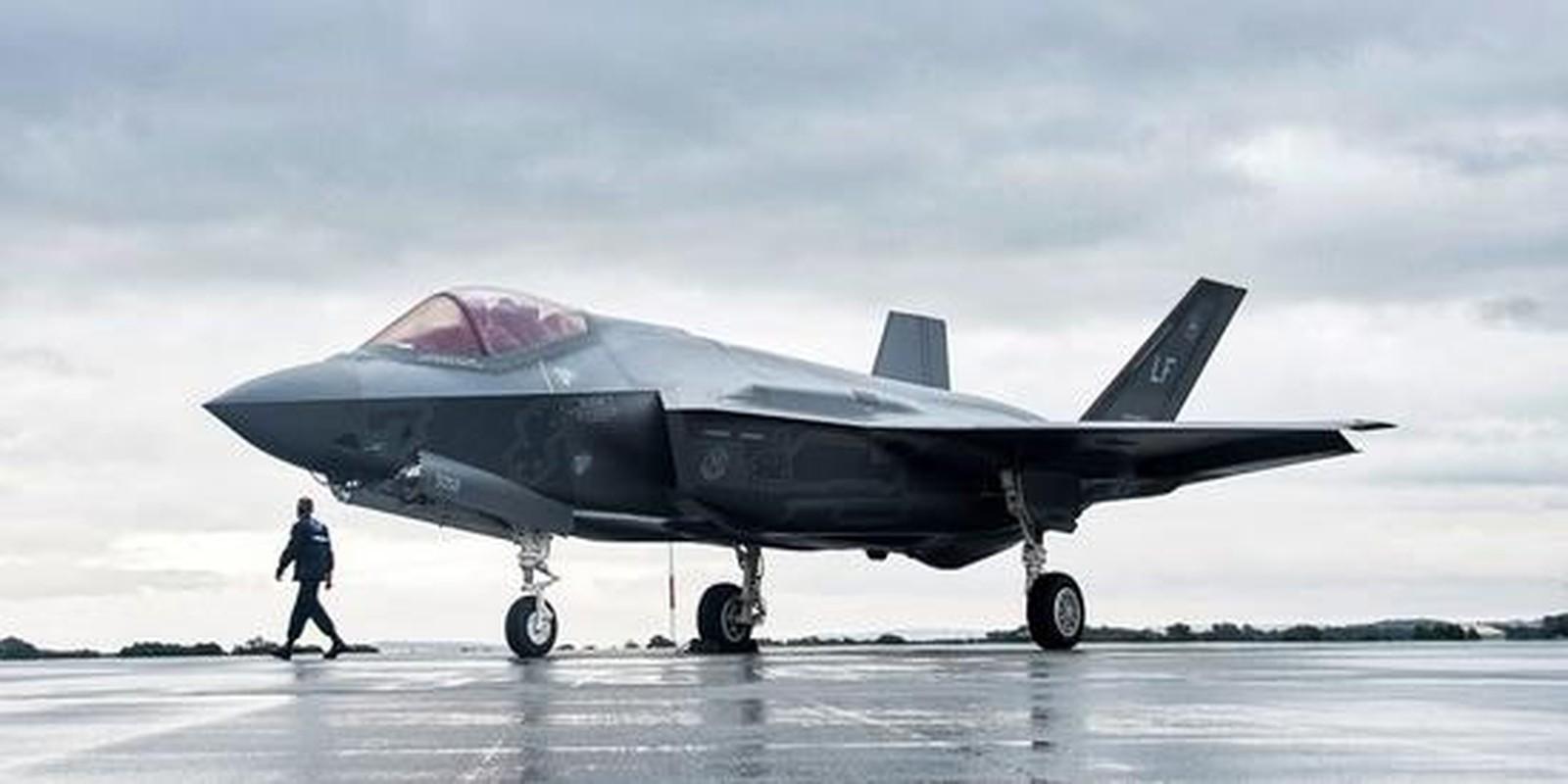Tiem kich F-35 ha gia ban, cac nuoc Trung Dong xep hang cho mua