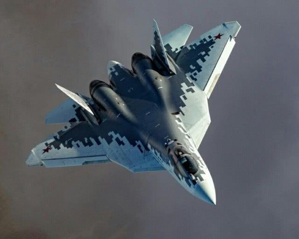 Khong quan Israel nang loi: Tiem kich Su-57 cua Nga chi de... bay bieu dien-Hinh-10