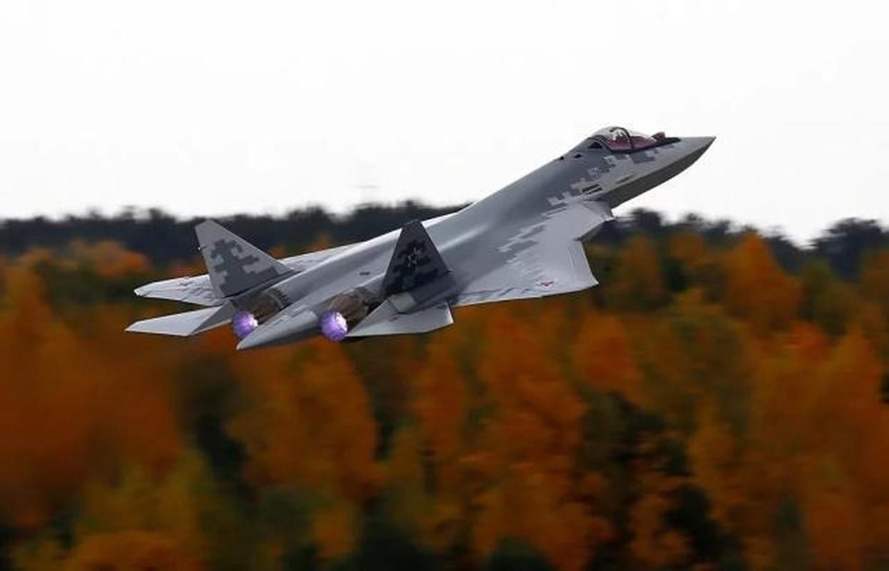 Khong quan Israel nang loi: Tiem kich Su-57 cua Nga chi de... bay bieu dien-Hinh-11