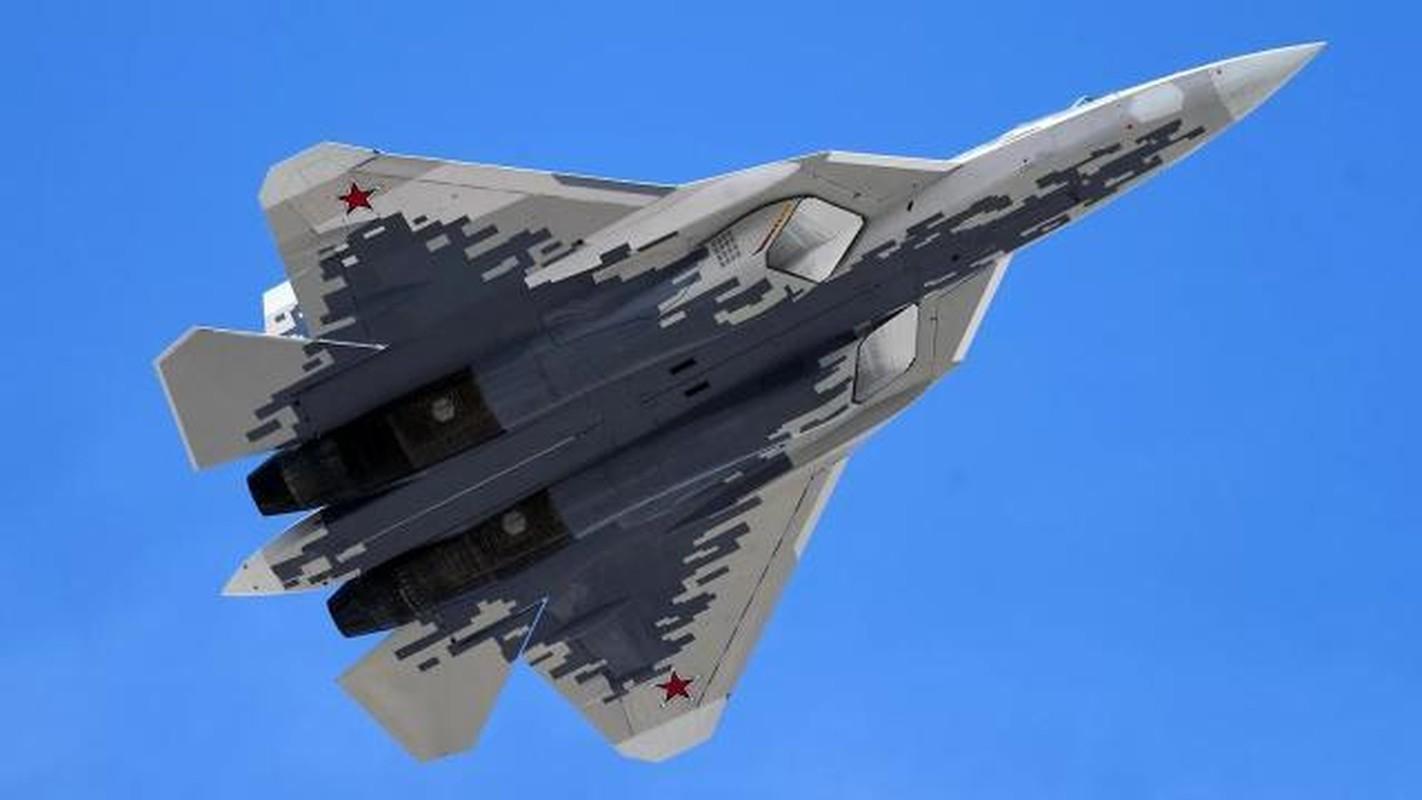Khong quan Israel nang loi: Tiem kich Su-57 cua Nga chi de... bay bieu dien-Hinh-2