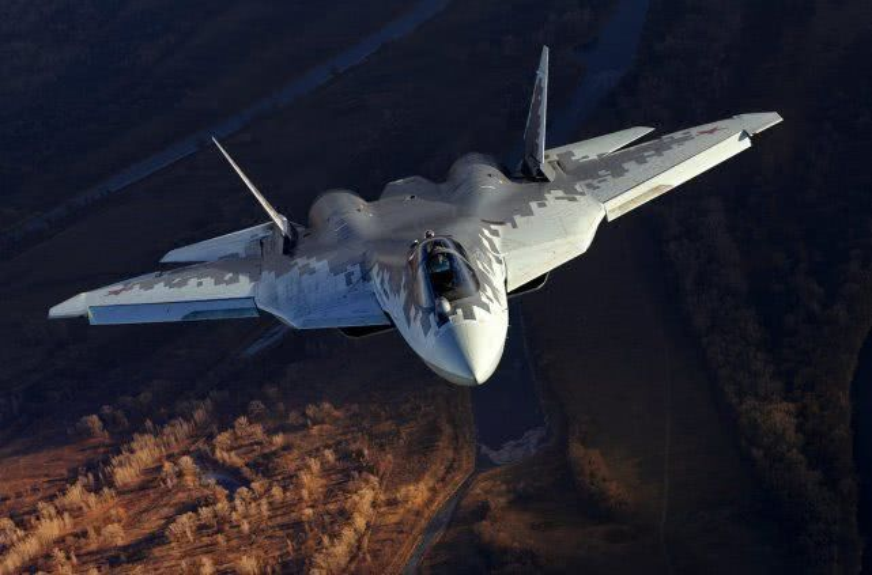 Khong quan Israel nang loi: Tiem kich Su-57 cua Nga chi de... bay bieu dien-Hinh-5