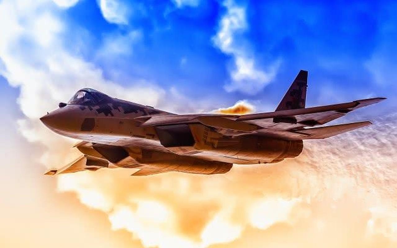 Khong quan Israel nang loi: Tiem kich Su-57 cua Nga chi de... bay bieu dien
