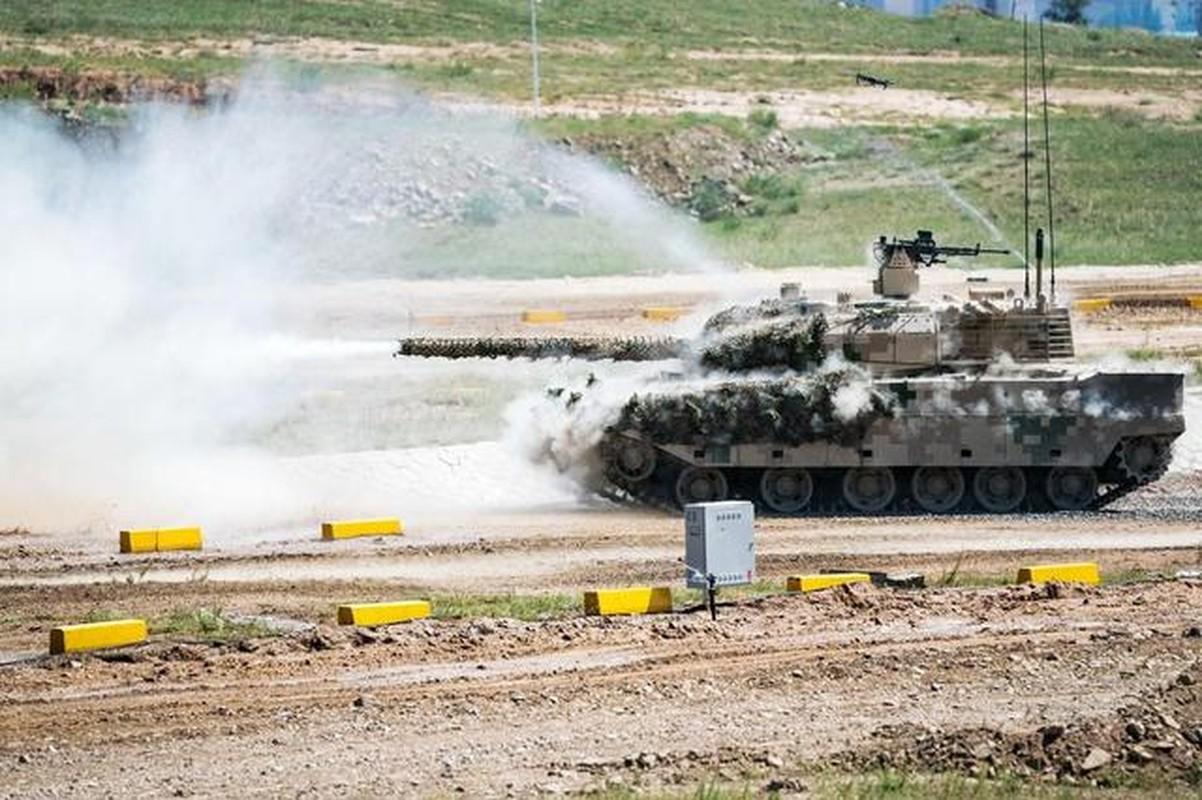 Trung Quoc khoe xe tang hang nhe Type15, ha duoc T-90S An Do tu 2000m?-Hinh-3