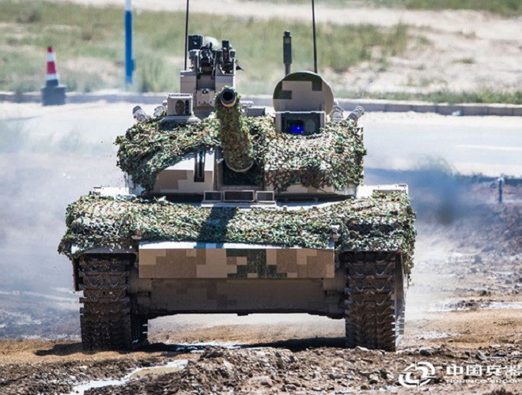 Trung Quoc khoe xe tang hang nhe Type15, ha duoc T-90S An Do tu 2000m?-Hinh-6