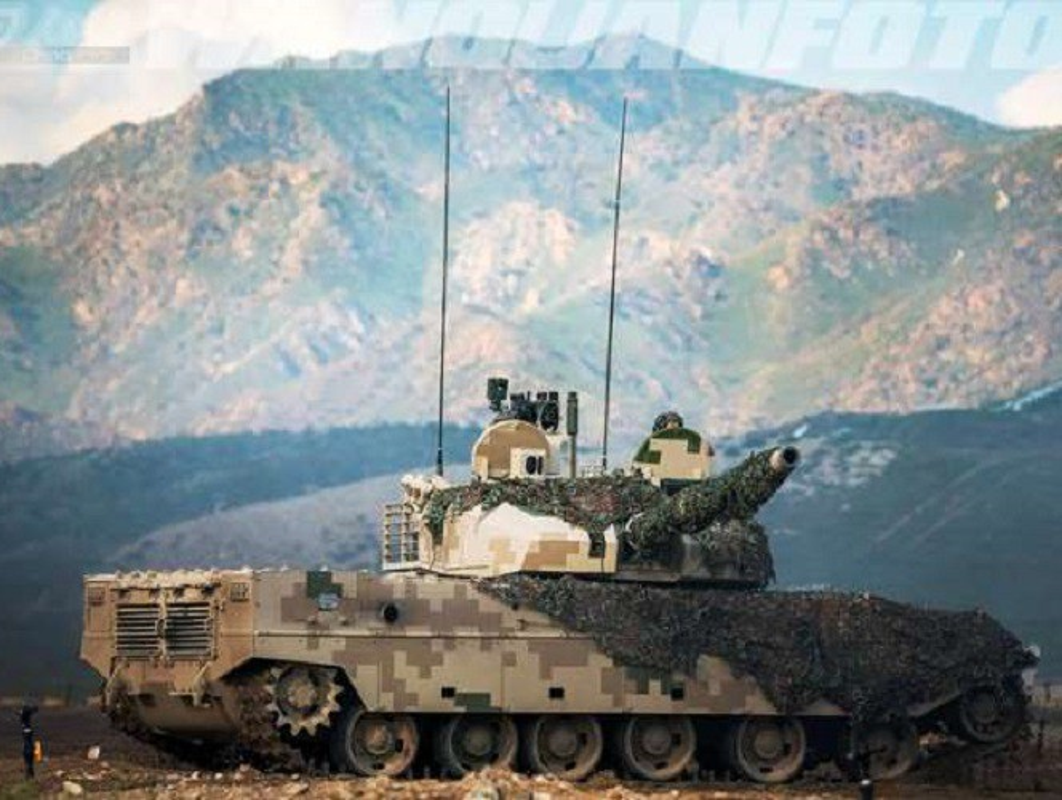 Trung Quoc khoe xe tang hang nhe Type15, ha duoc T-90S An Do tu 2000m?-Hinh-8