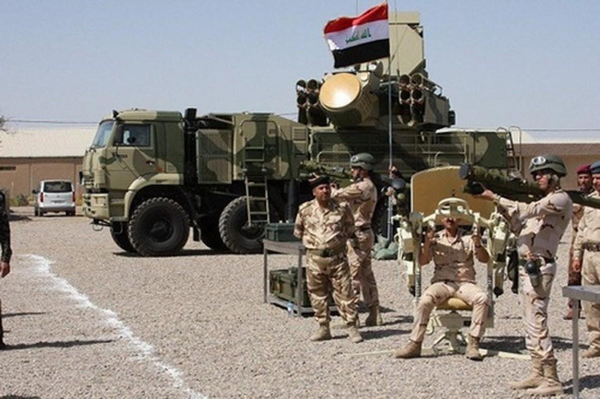 Iraq doi ban giao can cu quan su My cho... Nga: Mau thuan them tram trong?-Hinh-2