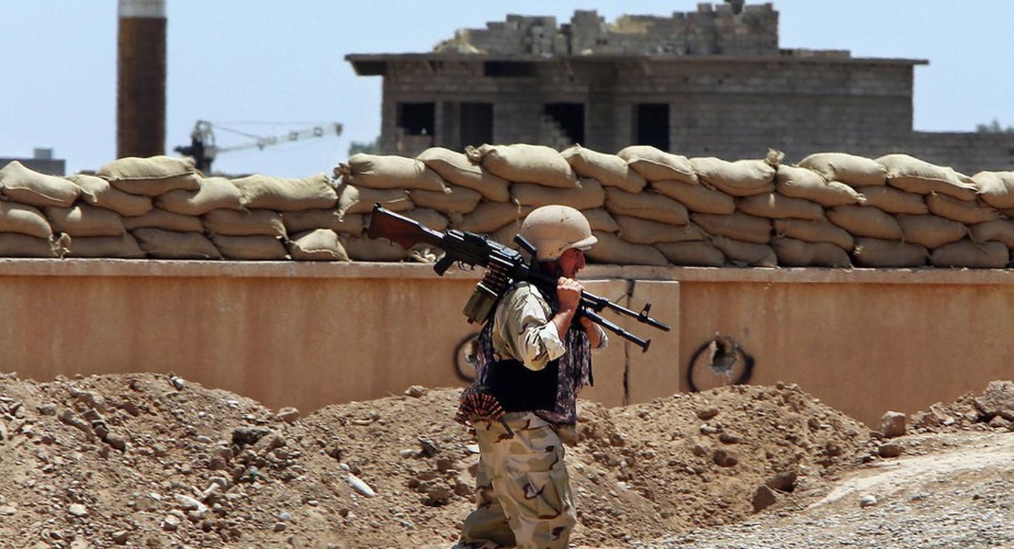 Iraq doi ban giao can cu quan su My cho... Nga: Mau thuan them tram trong?