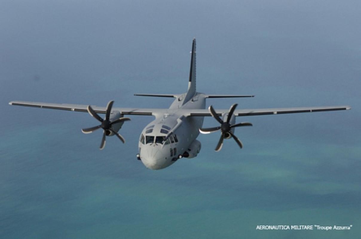 Them mot may bay C-27J Spartan cua My lai bi roi o Iraq-Hinh-14