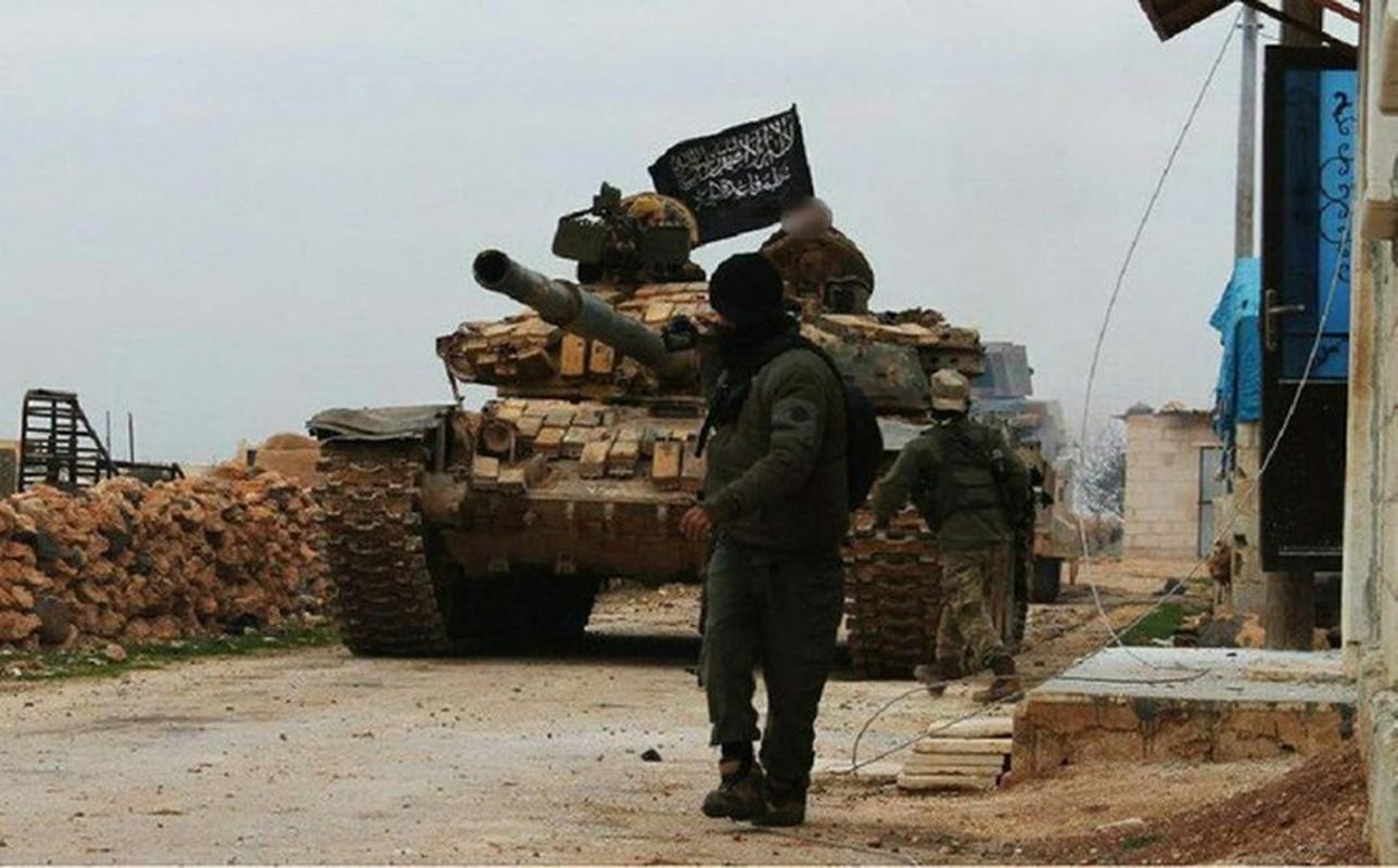 Phao binh Tho Nhi Ky truc tiep tung hoa luc ho tro phien quan o Idlib-Hinh-10