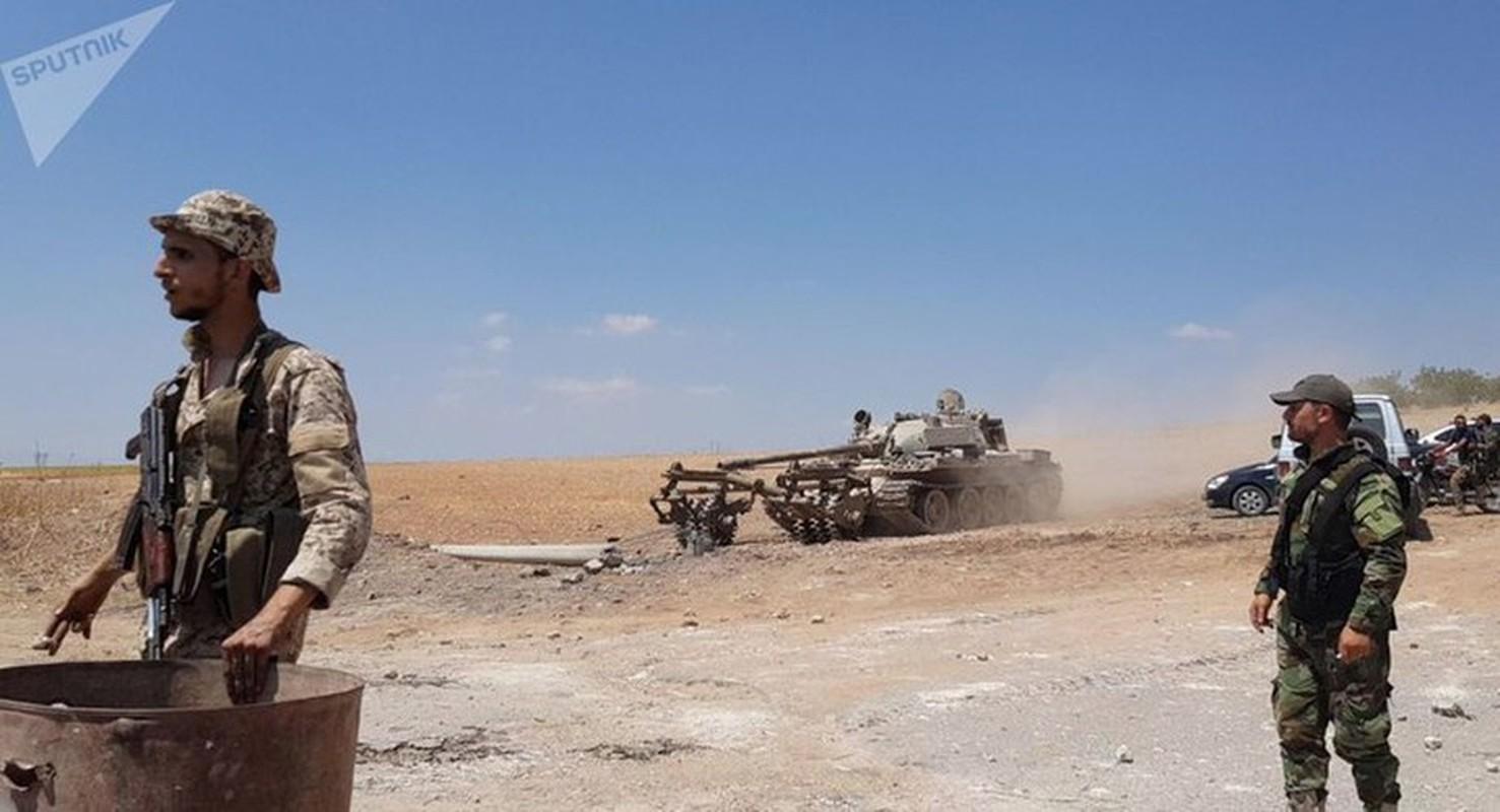 Phao binh Tho Nhi Ky truc tiep tung hoa luc ho tro phien quan o Idlib-Hinh-11