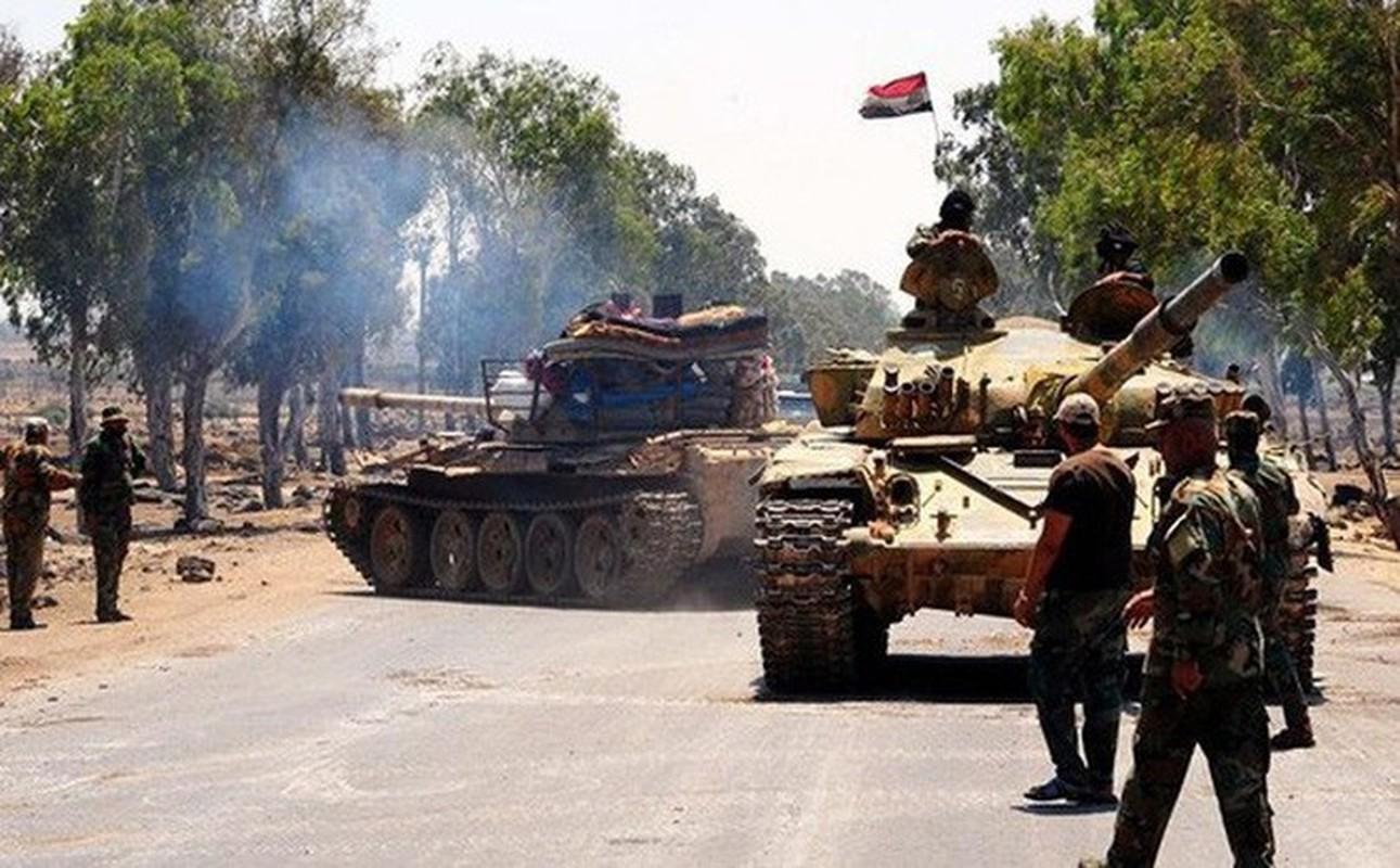 Phao binh Tho Nhi Ky truc tiep tung hoa luc ho tro phien quan o Idlib-Hinh-9