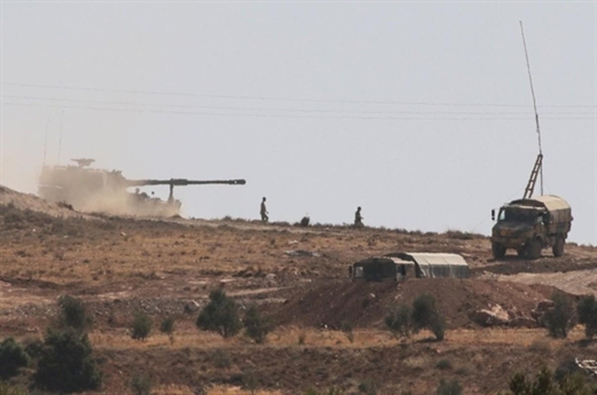 Tho Nhi Ky lien tuc tan cong SAA tai Idlib bang phao tam xa, bom ap nhiet-Hinh-10